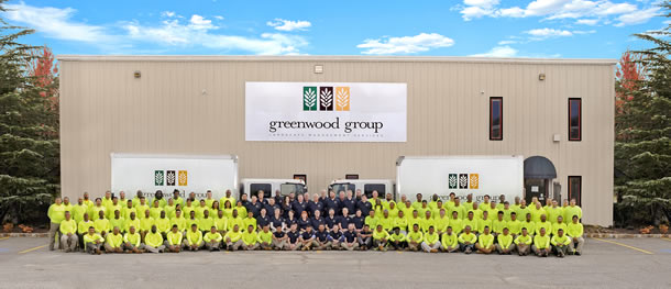Greenwood Group Team Picture
